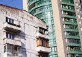 Здания в Москве