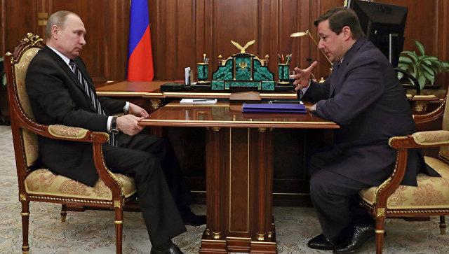 Путин поручил проверить исполнение закона обохоте на уникальных животных