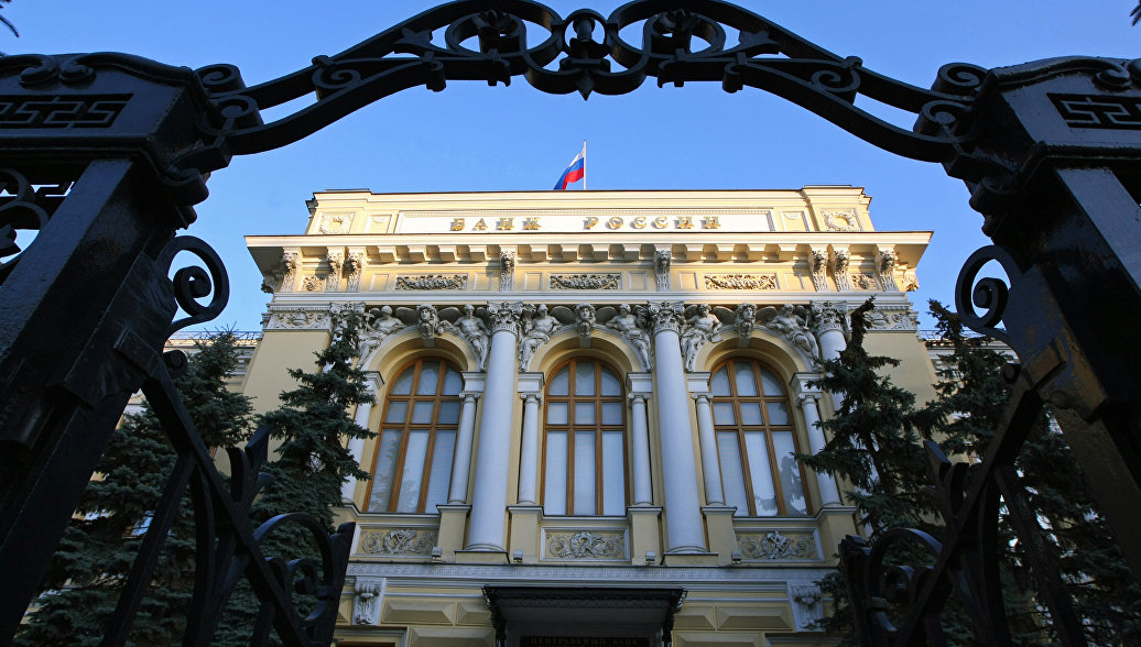 ЦБ: выплаты по долгам компаний не сильно повлияют на курс рубля
