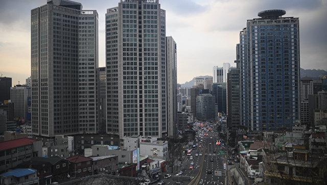 Города мира. Сеул. Архивное фото