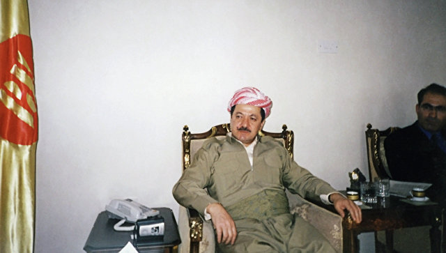 Президент Иракского Курдистана проголосовал на референдуме о независимости