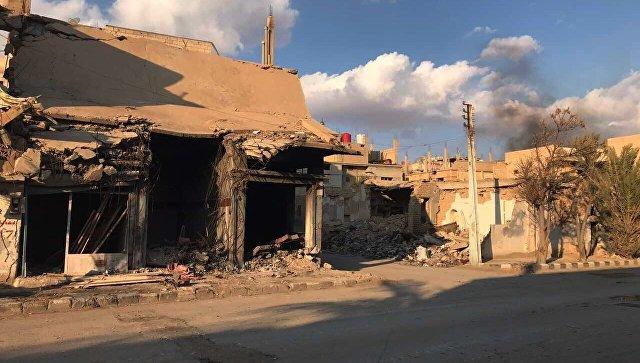 Провинция Хомс. Архивное фото