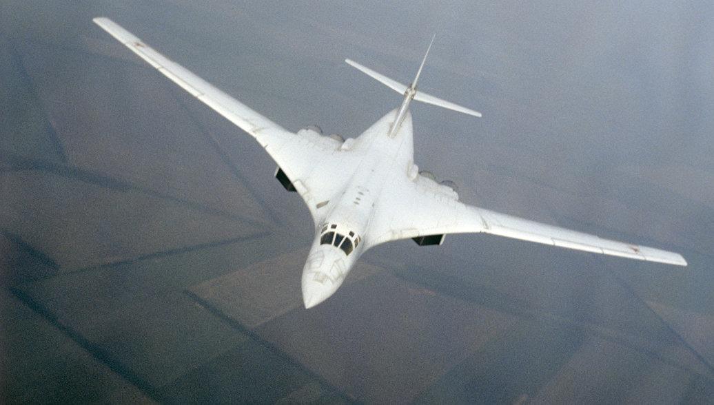 МО России: работа по воспроизводству бомбардировщиков Ту-160 начата