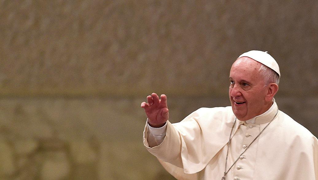 СМИ: папа римский планирует встречу с Путиным в ходе Генассамблеи ООН