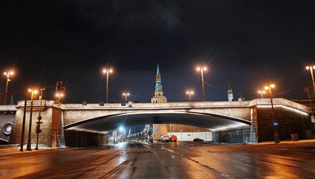 Заработок отплатных парковок в столице России пойдет наблагоустройство районов