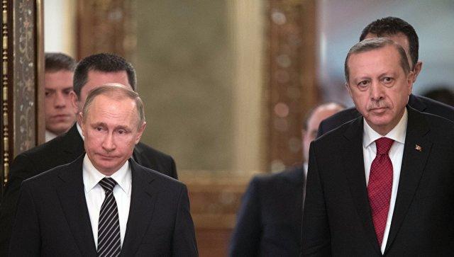 взаимоотношения россии и турции сейчас