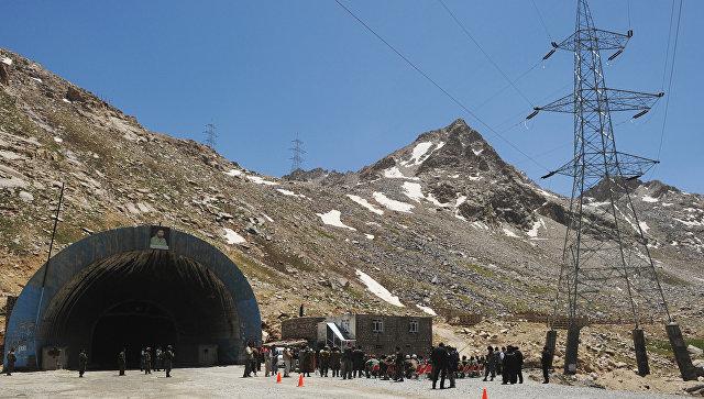 Тоннель Саланг в Афганистане. Архивное фото