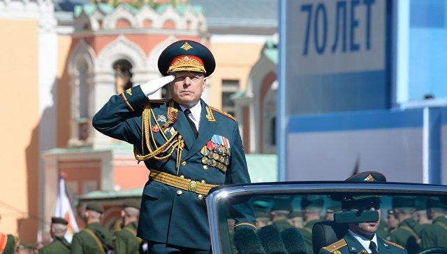 Главком русских сухопутных войск находится вТаиланде софициальным визитом