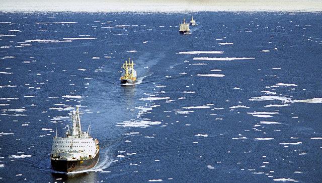 Рогозин: РФ расширит строительство ледоколов вАрктике
