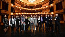Экспертно-медийный семинар Театральная культура в Союзном государстве