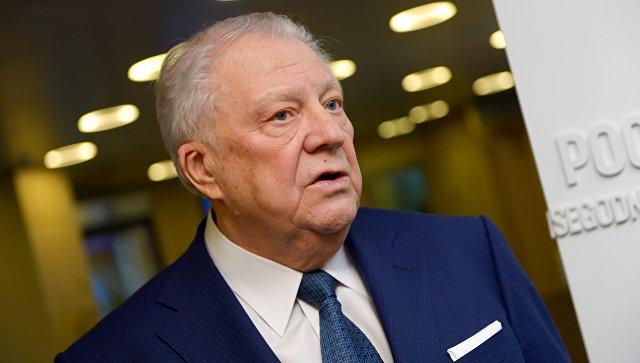 Глава антидопинговой комиссии Олимпийского комитета России Виталий Смирнов. Архивное фото