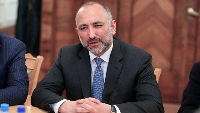 Советник президента Афганистана по национальной безопасности Ханиф Атмар. Архивное фото