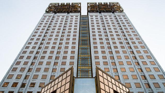 Общее собрание РАН продлило полномочия президиума академии