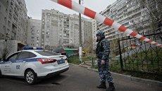 Склад оружия и боеприпасов нашли в подвале жилого дома на юге Москвы