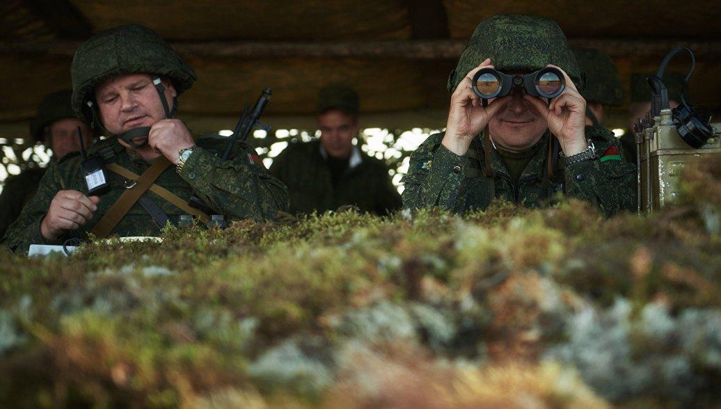 Минобороны Белоруссии заявило, что изучает опыт украинских военных