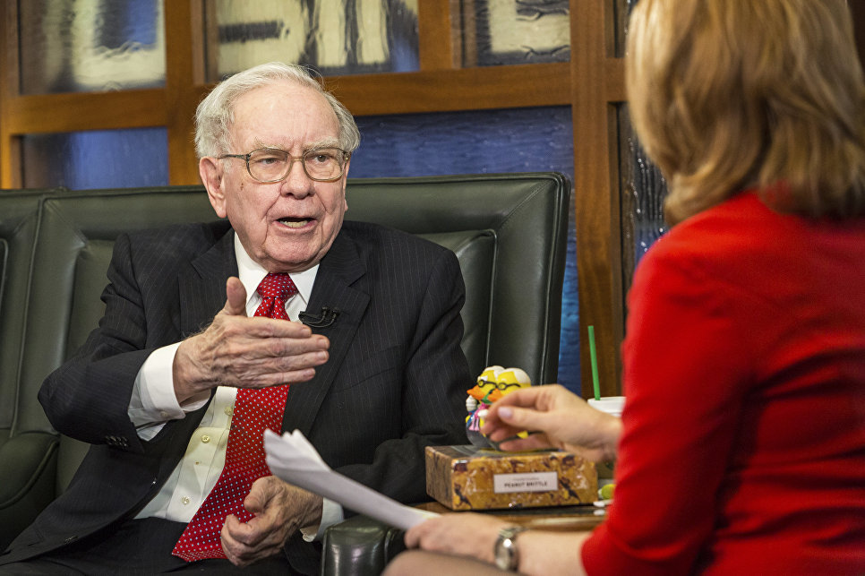 Американский предприниматель, крупнейший в мире и один из наиболее известных инвесторов Уоррен Баффетт