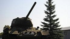 Средний танк Т-34-85. Архивное фото