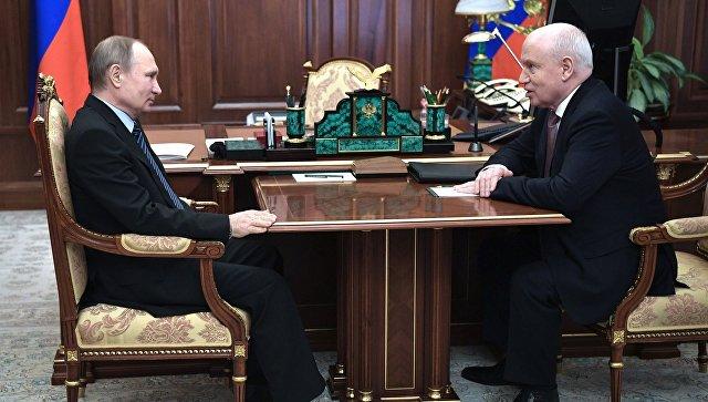 Путин подчеркнул значимость развития иукрепления СНГ