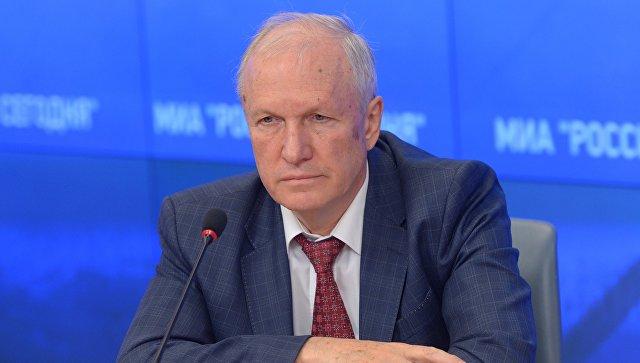 Вице-президент РАН назначен и.о. руководителя академии