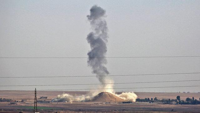 СМИ узнали о гибели пяти мирных жителей при авиаударе коалиции США в Сирии
