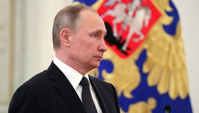 Путин: необходимо обеспечить прозрачность системы защиты интеллектуальных прав