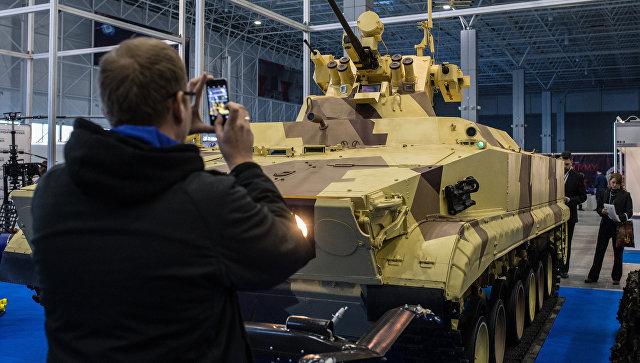 На ступеньку выше: в США назвали самых опасных российских роботов
