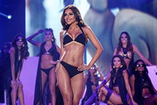 Победительница конкурса Мисс Колумбия 2017 Лаура Гонсалес