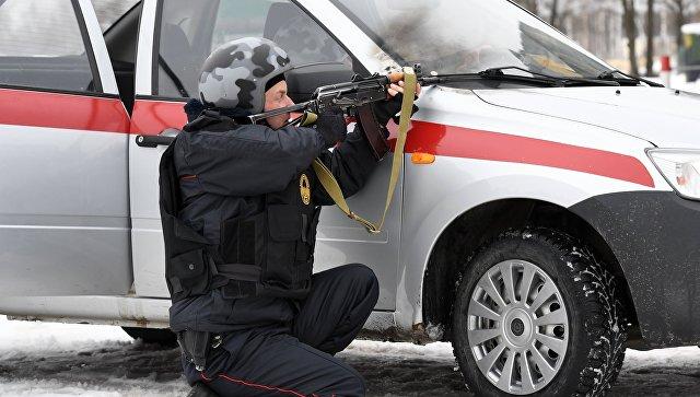 В Чечне завершилась операция по ликвидации напавших на часть Росгвардии