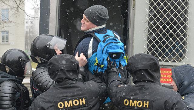 Протесты вМинске: вОБСЕ обратились спризывом кЛукашенко
