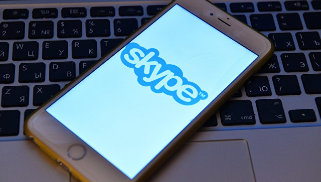Программа Skype. Архивное фото