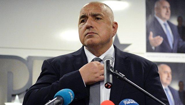 Премьером Болгарии втретий раз стал Бойко Борисов