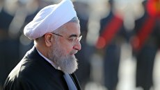 Президент Ирана Хасан Рухани. Архивное фото