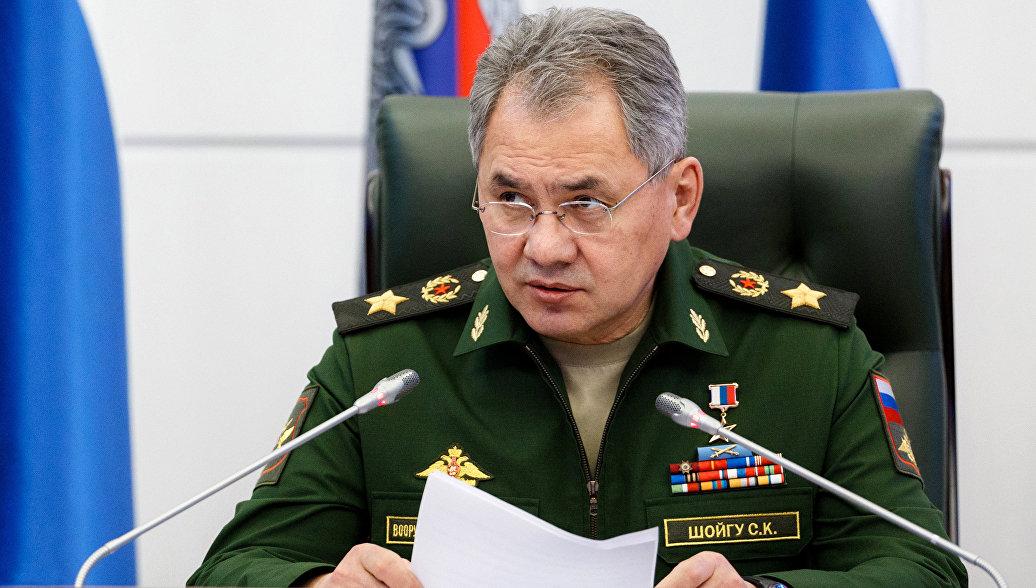 Шойгу сообщил оготовности кнемедленному пуску 96% ракет РВСН