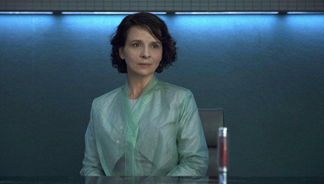 Кадр из фильма Призрак в доспехах