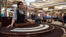 Открытие первого казино в Красной Поляне