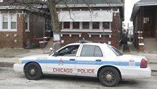 Автомобиль полиции Чикаго, США. Архивное фото