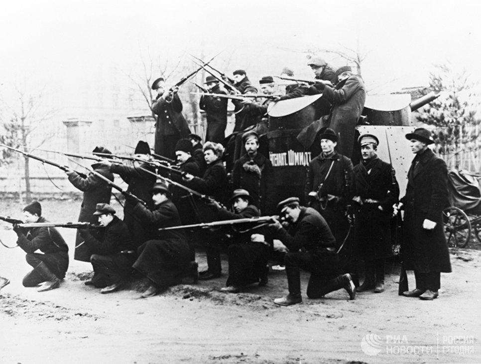 Отряд Красной гвардии Путиловской боевой дружины