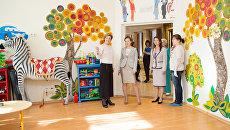 Детский омбудсмен посетила Санкт-Петербургский хоспис