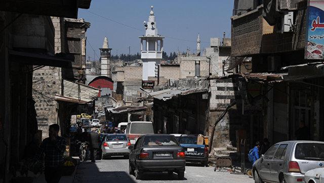 Сирийский город Хама. Архивное фото