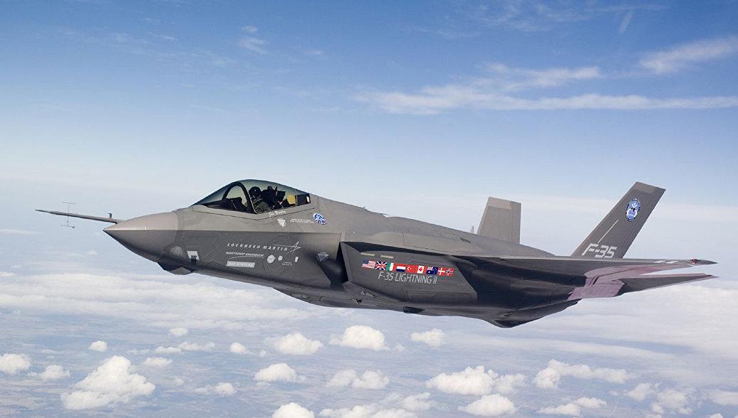 СМИ: проект США по созданию истребителя F-35 близок к провалу