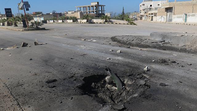 Ситуация в Идлибе, Сирия. 4 апреля 2017
