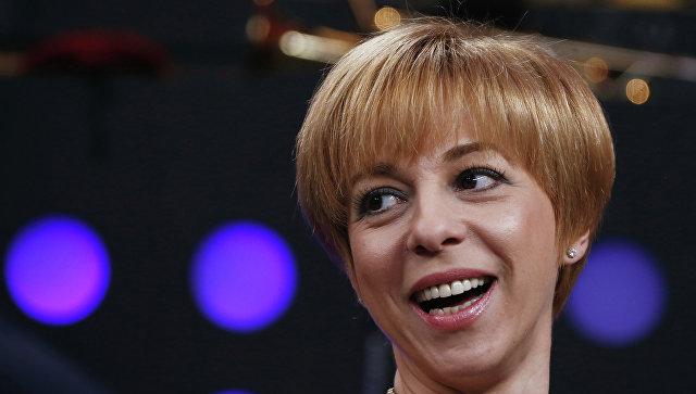 Телеведущая канала РЕН ТВ Марианна Максимовская. Архивное фото