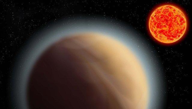 Ученые обнаружили экзопланету сатмосферой земного типа