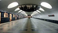 Станция метро Отрадное в Москве. Архивное фото