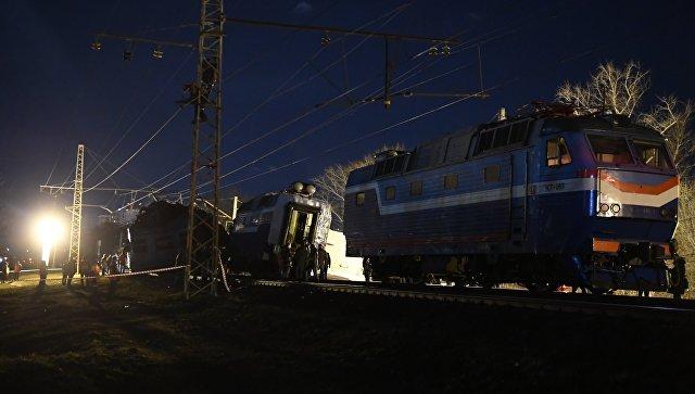 Все пассажиры сБелорусского вокзала в российской столице перевезены вОдинцово