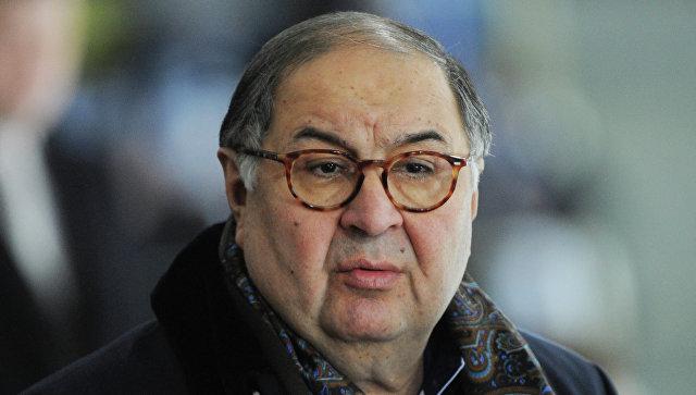 Усманов поделился уточнениями сделки, фигурирующей в изучении ФБК