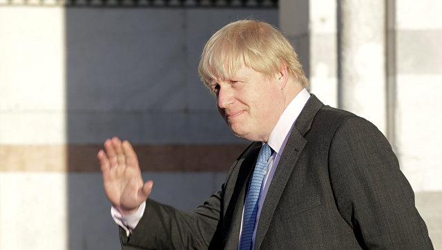 Telegraph: Джонсону обещали оставить место руководителя МИД Великобритании после выборов