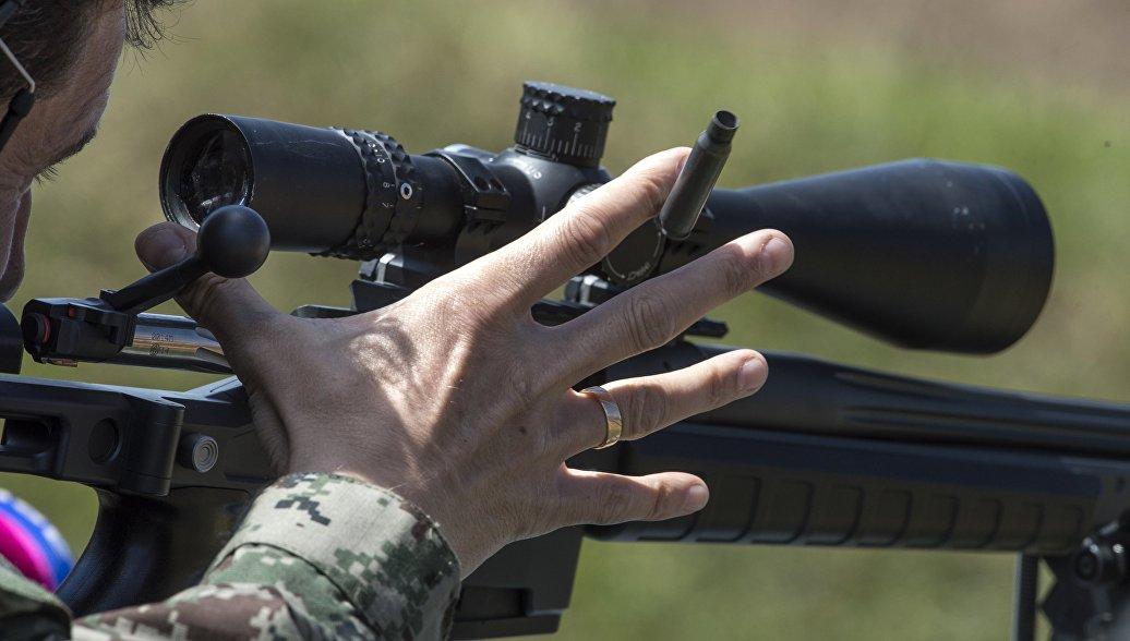 Снайперская винтовка Т-5000
