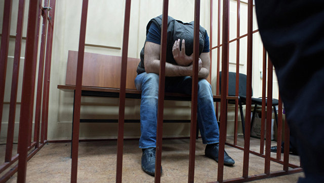 Фигурант дела об убийстве Бориса Немцова Анзор Губашев. Архивное фото