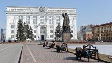 Площадь Советов в Кемерово. Архивное фото